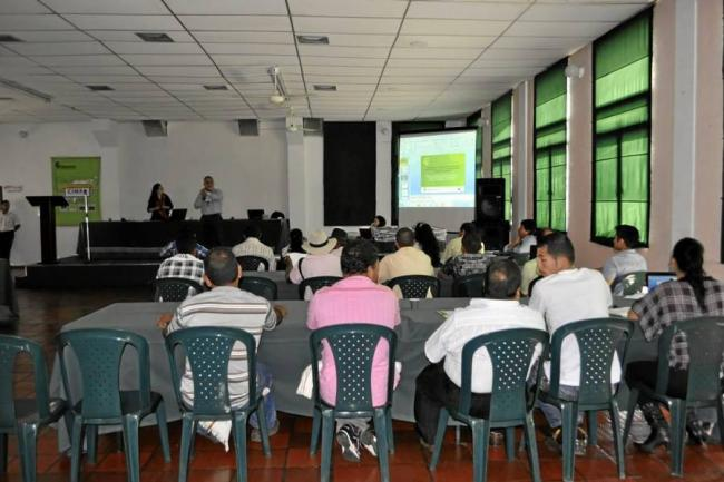 Taller CIAT Corpoica